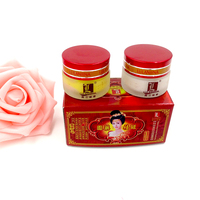 30g Lulanjina Whitening Cream Spot Remover Natural Ginseng Extract Day Night For Skin Care Moisturizers