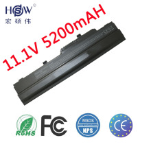 rechargeable battery for MSI Wind U90,U100,U100X,U110,U115,U120,U123,Advent 4211,4212,Medion Akoya Mini E1210
