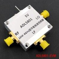 Módulo Duplo Equilibrado ADL5801 Módulo Up-Down Down-Freqüência de Mistura Misturador Ativo Balun de Acoplamento