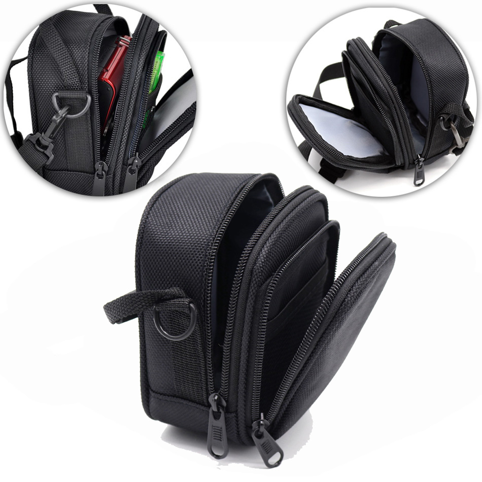 Digital Camera Bag For Panasonic LUMIX ZS110 ZS110GK FH27 FH10 ZR3 ZS7 LF1 ZS15 FX68 SZ3