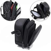 Цифровой Камера сумка для Panasonic Lumix ZS110 ZS110GK FH27 FH10 ZR3 ZS7 LF1 ZS15 FX68 SZ3 ZT7 ZS10 ZS8 S1 FH5 Защитный чехол сумка