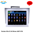 Partaker Elite Z1 8 Inch 10 Point Capacitive Touch Screen All In One PC With All Winner A83T Eight Core Processor