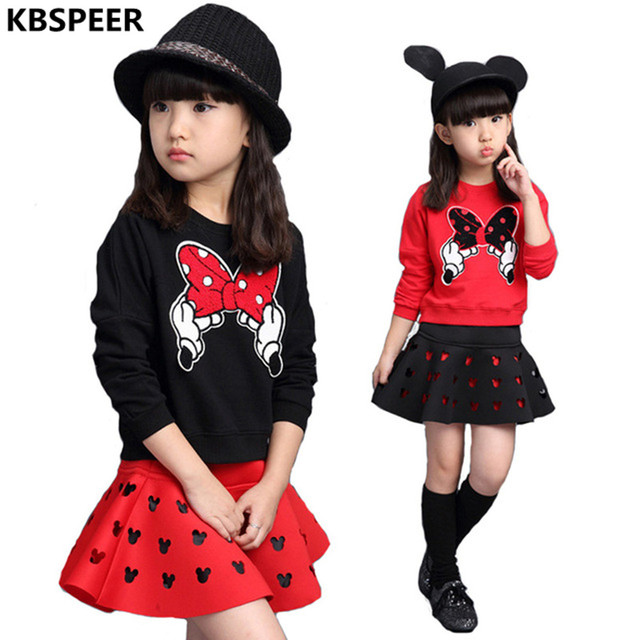 801ace2f Модная детская одежда комплект детской одежды для девочек брендовая одежда  для девочек весна/осень Зимний