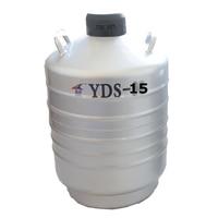 16L خزان سائل النتروجين الحاويات الطبية استخدام خزان النيتروجين السائل YDS 15|محاور الجهاز|أدوات -