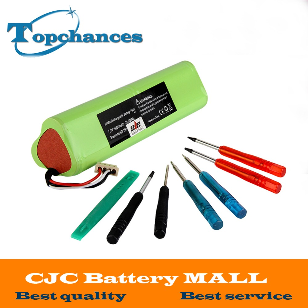 High Quality NI-MH 7.2V 3600mAh Replacement battery for Fluke BP190 BP-190 190B B1142 Fluke scopemeter 192 battery With Tools 1pc 3 175mm 4mm 6mm 2 flute hrc55 up
