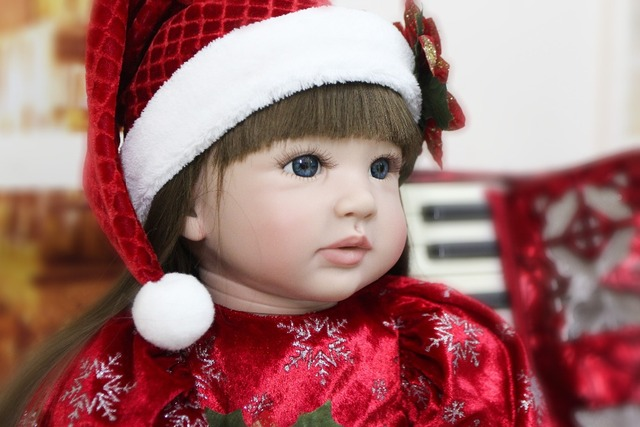 Princess Toddler Babies Dolls Kids High Quality Birthday Present Gift