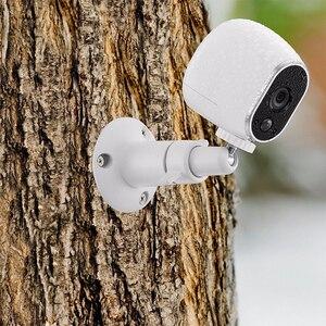 Image 5 - 3 шт. металлических настенных/потолочных креплений для внутренней и наружной камеры видеонаблюдения, кронштейн для камеры видеонаблюдения Arlo или Arlo Pro