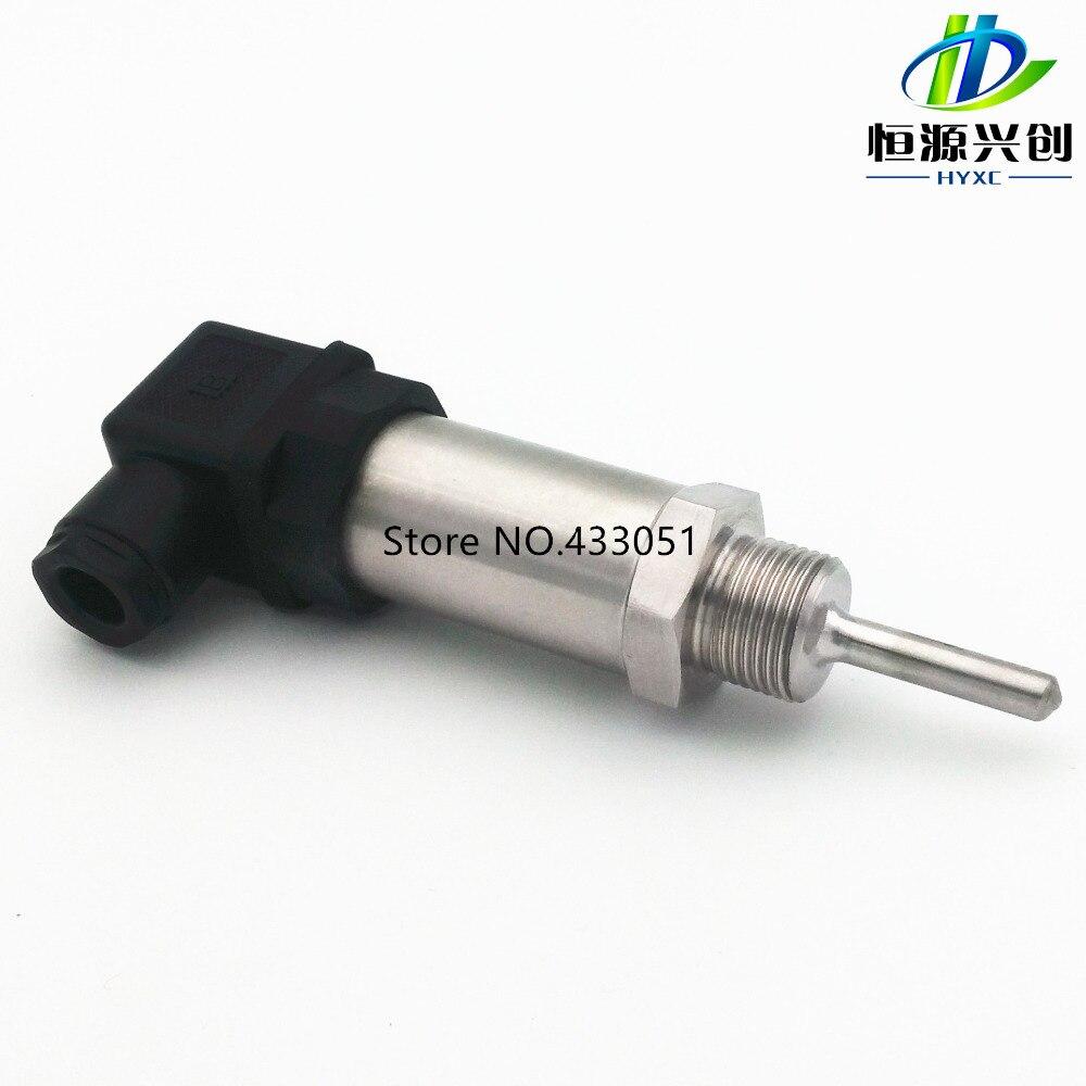 RTD PT100 датчик температуры, высокая температура преобразователя, выходной сигнал: 4 ~ 20 мА, 0 ~ 10 В, диапазон:-40 ~ 220 градусов Цельсия