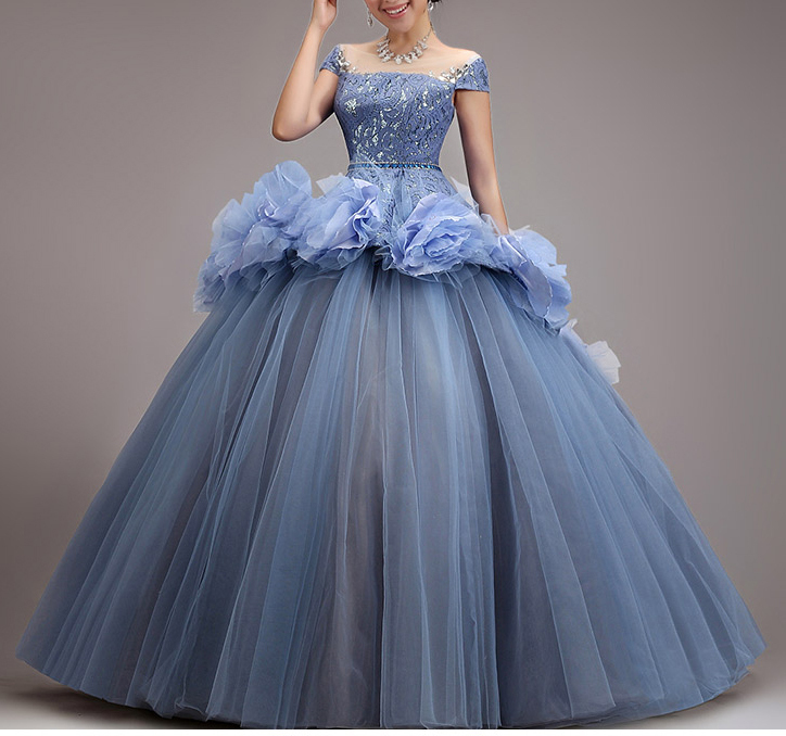 Medieval Renaissance Light Blue And White Gown Dress: Popular Venice Dress-Buy Cheap Venice Dress Lots From