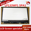 FOR LG matrix 13Z94 13ZD940 13Z940 laptop lcd screen 1920*1080 IPS LP133WF1 SPA1