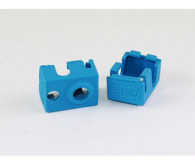 1pc*E3D V6 Silicone Sock 3D printer Support V6 PT100 Original J-head hotend 1.75/3.0mm Heated Block Extruder 1pc*E3D V6 Silicone Sock 3D printer Support V6 PT100 Original J-head hotend 1.75/3.0mm Heated Block Extruder
