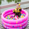 2016 PVC air mattress piscina Inflatable Swimming Pool Toddler Baby swim pool piscine inflatable Including the repair tool