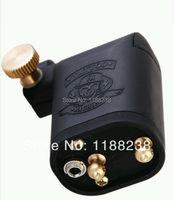 Pro Tattoo New Hybird Rotary Motor Machine Liner Shader Gun Needles Grip Tips Skull Rotary Machine