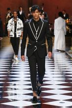 Latest Coat Pant Design Black Trim Men Suit Slim Fit 3 Piece Tuxedo Skinny Blazer Custom Groom Prom Stylish Suit Terno Masculino