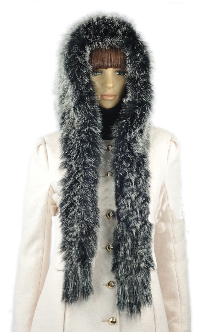 TOPINEUP bomber scarf hat 9