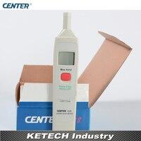 Цифровой измеритель уровня звука Шум анализатор center328