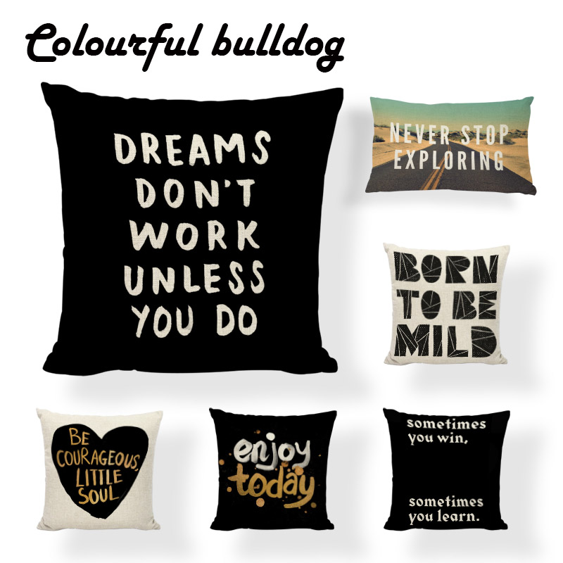 Personalized Photo Pillows Inspirational American Highway Cushion Covers Chakra Coussin Bedroom 17X17 Car Decorative Almofada