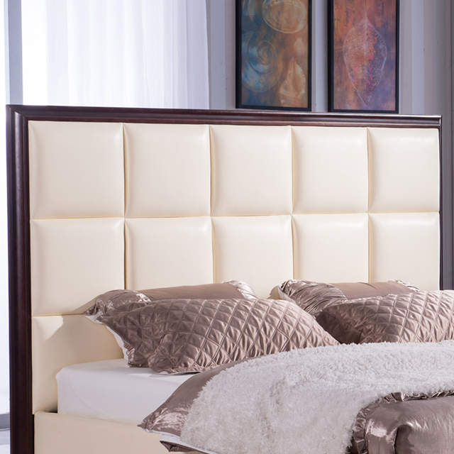 Luxury Furniture Used French Bedroom Simple Double Bed Design In Woods
