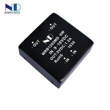 2pcs geïsoleerde dc dc voltage converters 12V 24V 48V 110V naar 3.3V 5V 9V 12V 15V 18V 24V gereglementeerde dc dc converter kwaliteit goederen