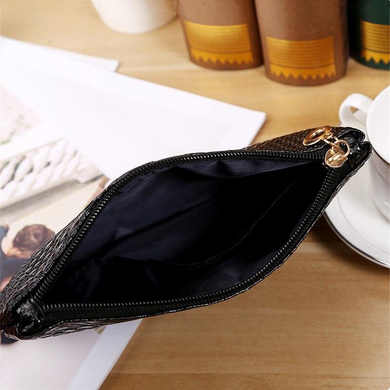 ICEV new fashion alligator mini wallets women coins bags for girls purse and handbag ladies day clutch shoulder bag bolsos mujer