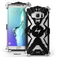 Aviation Aluminum Thunder Simon Thor Back Shell Thor Case Cover For Samsung Gaaxy S7 Anti Knock