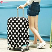 Elastic Printed Luggage Covers Trolley case Travel Suitcase Dust Protective Bags Protective Suitcase cover