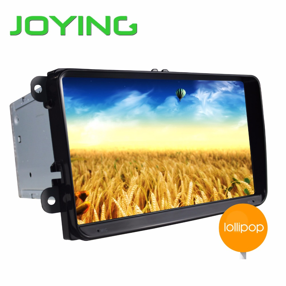 Joying Car Radio For VW 9 inch Double 2 Din Car Multimedia Player GPS Navigation DVD Player Car Audio Stereo Auto Head Unit