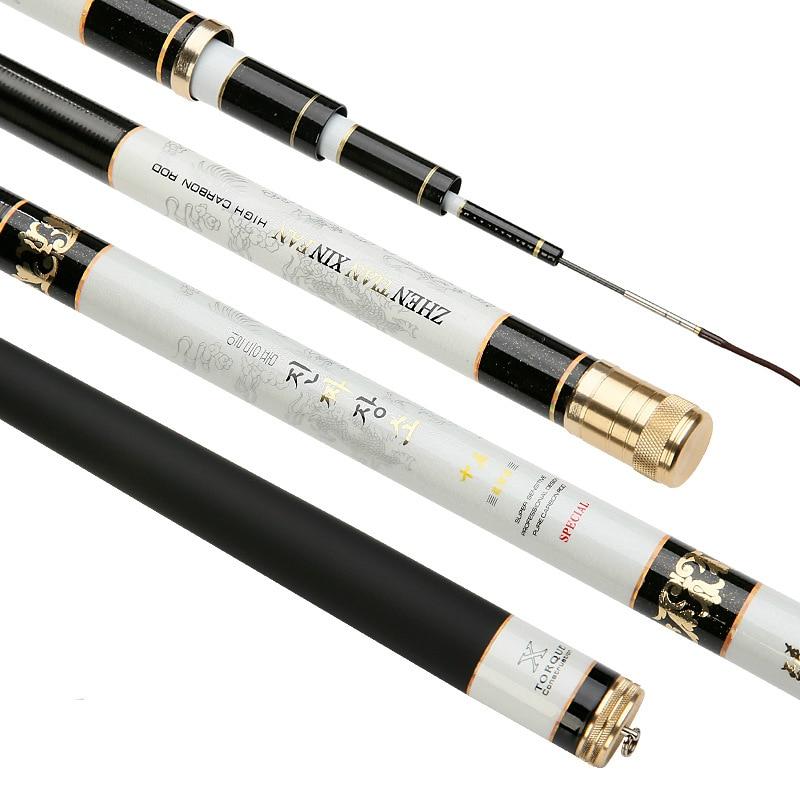 3 6 7 2m Carp Pole High Carbon Ultralight Superhard Fishing Pole Fishing Rod Hand Pole