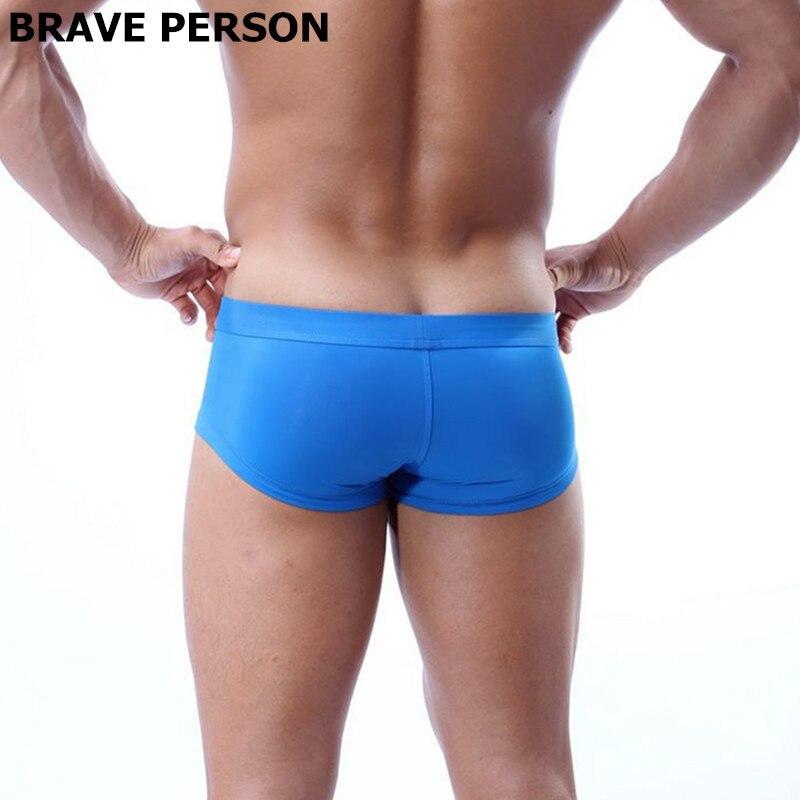BRAVE PERSON vīriešu apakšveļas bokseršorti Augstas kvalitātes - Apakšveļa - Foto 2