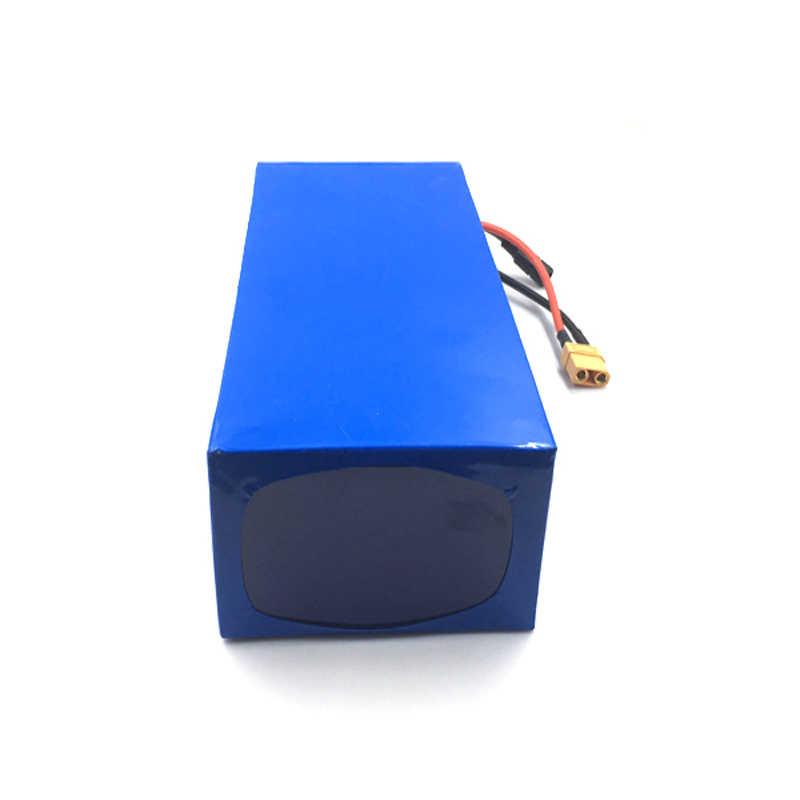 36v 12ah lithium ion batterie 250w 500w ebike batterie pour 36v 500W 8fun bafang BBS01 mi moteur manivelle entraînement ebike batterie