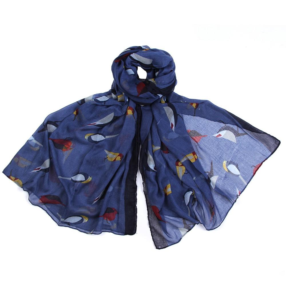 Pretty Birds Scarves | Shawls & Wraps
