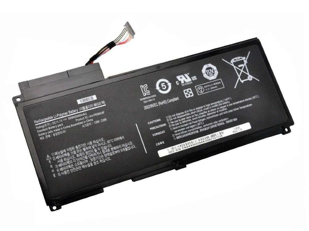 Orijinal Laptop batarya için AA-PN3NC6F PN3NC6F Qx510 Qx411-W01 Nt-Qx411 Np-Qx411 Np-Qx410
