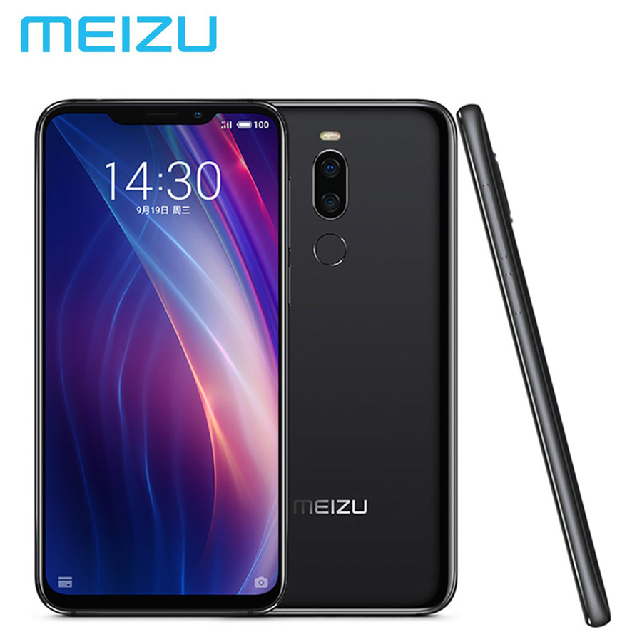 Version globale MEIZU X8 4G LTE Téléphone Portable 20MP 6 GB 64 GB Snapdragon710 Octa Core 6.15