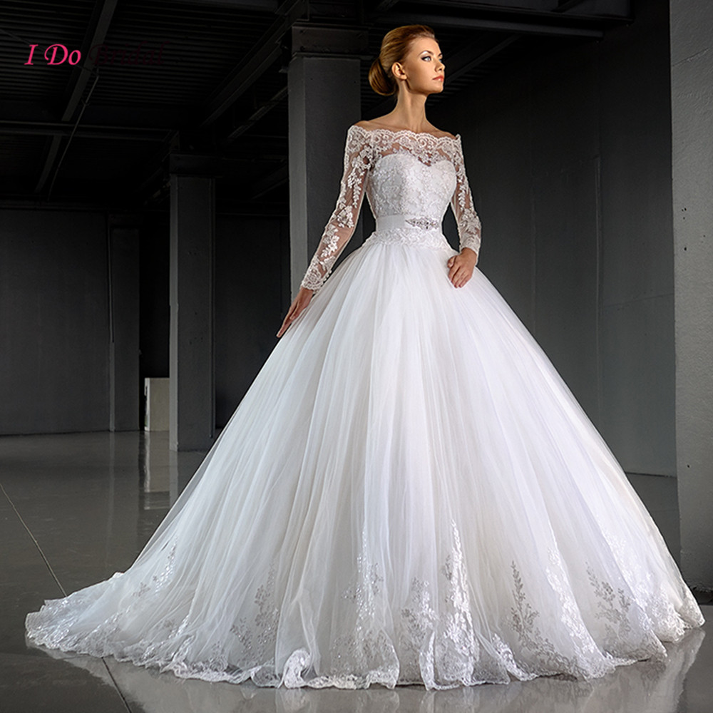 wedding gowns online shopping buy low price long sleeve wedding gowns