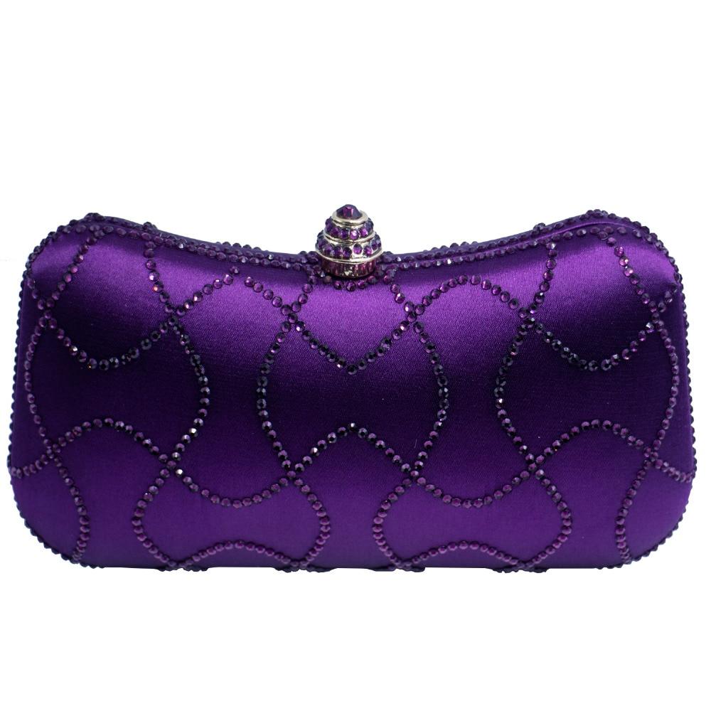 Online Get Cheap Dark Purple Clutch Bag -Aliexpress.com | Alibaba ...