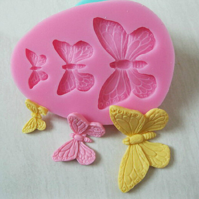 Butterfly Silicone Moulds
