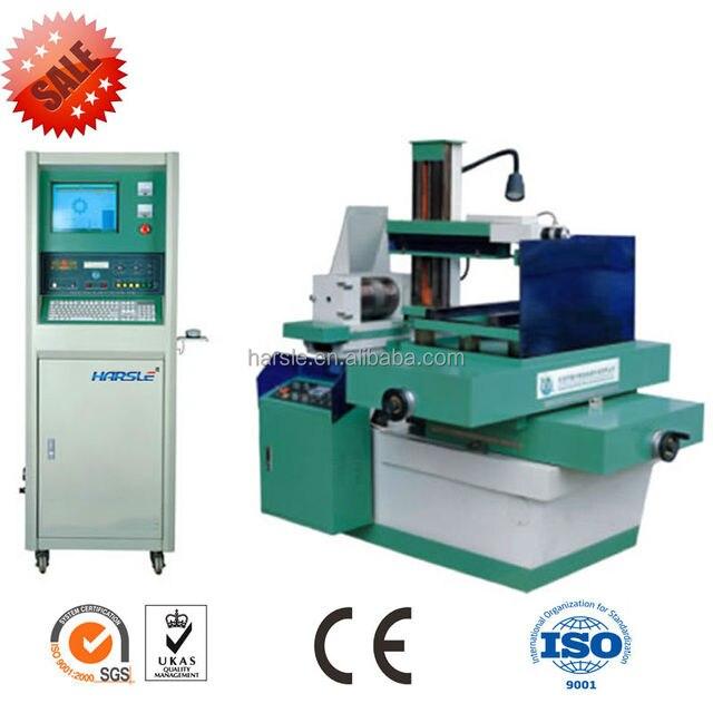 High speed DK7725 tapper CNC wire cutting machine-in Wire EDM ...