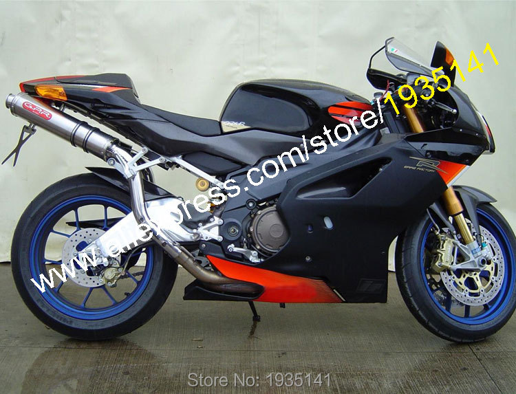 For Aprilia RSV1000 03 04 05 06 ABS Parts RSV 1000 2003 2004 2005 2006 Bodyworks Aftermarket Motorcycle Fairing Kit image