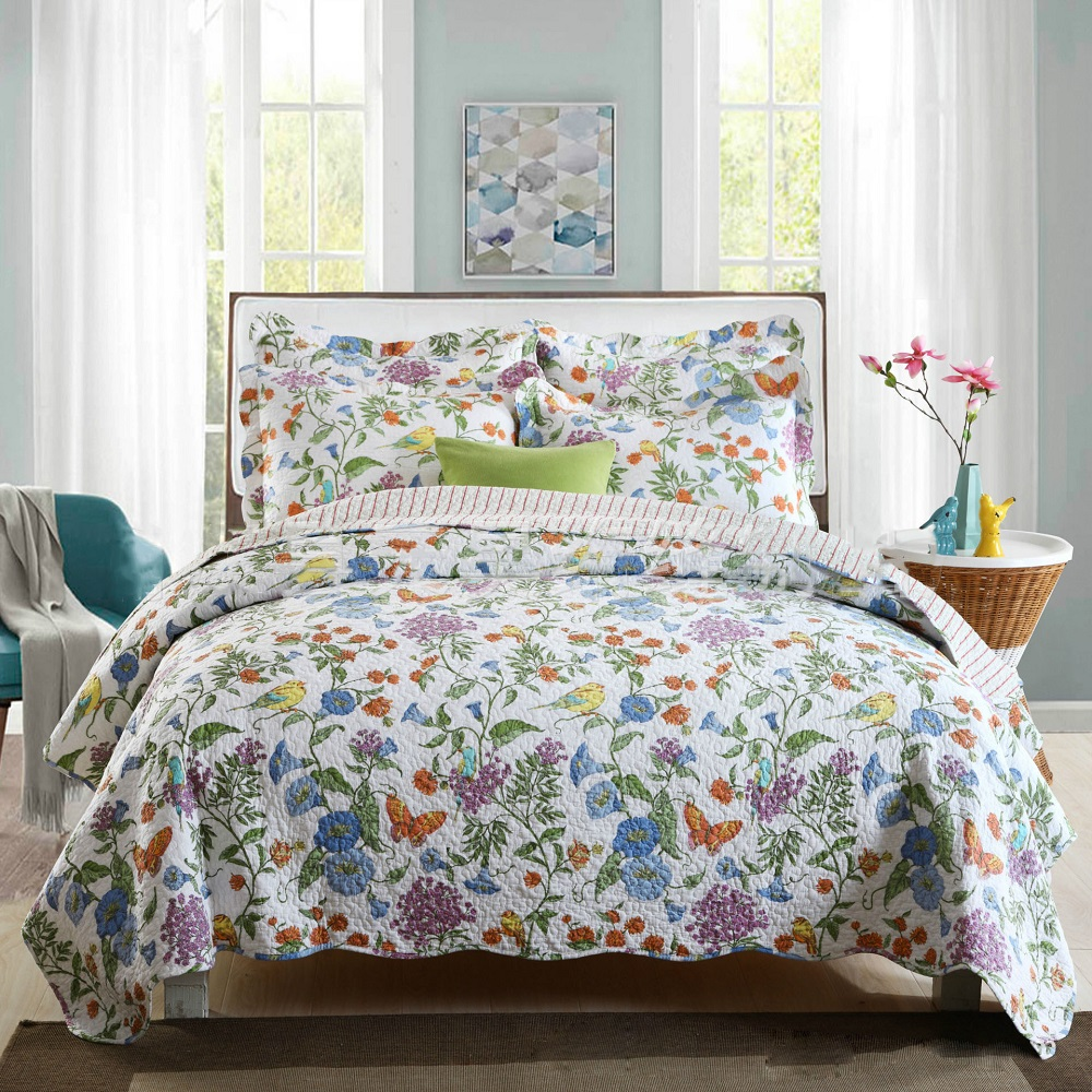 asli sets spring twin quilts quilt sheet western co bed set aetherair