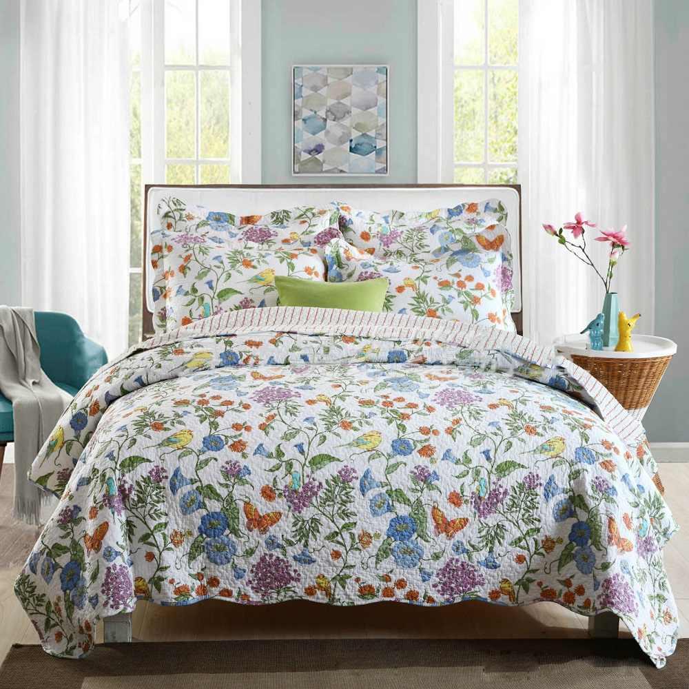 Một số lưu ý khi chọn ga trải giường trần bông