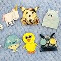 1 PCS Icon Free Shipping Kawaii Animal Badge Harajuku Acrylic Pin Badges Cartoon Backpack Pins Icons
