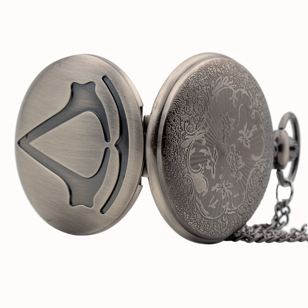 Assassins Creed Pocket Watch