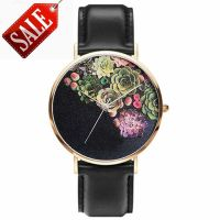 Luxury Brand Fashion Women Watches montre femme Casual Leather Quartz Watch Women reloj mujer Ladier watch relogio feminino