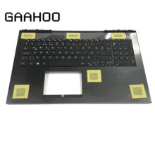 Marca original novo laptop teclado para DELL INSPIRON15-7000 TR Turquia 7577 7587 G7 assembléia descanso de mãos/w teclado Peru
