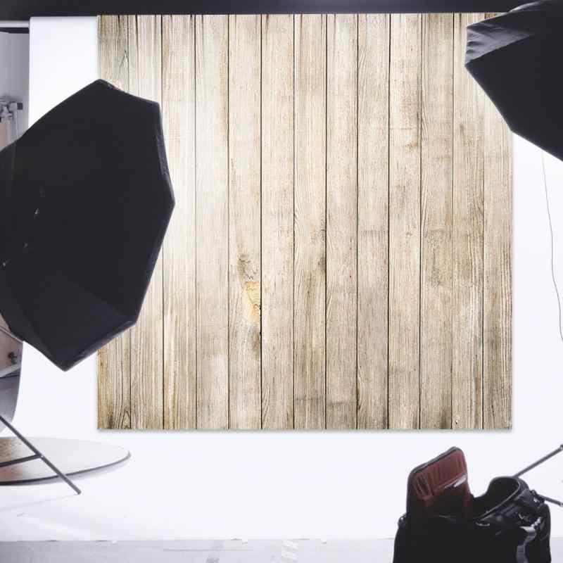 Rétro bois photographie décors Studio vidéo Photo arrière-plan décoration