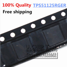 цена на 10pcs/lot TPS51125RGER 51125 TPS51125 QFN-24 chips
