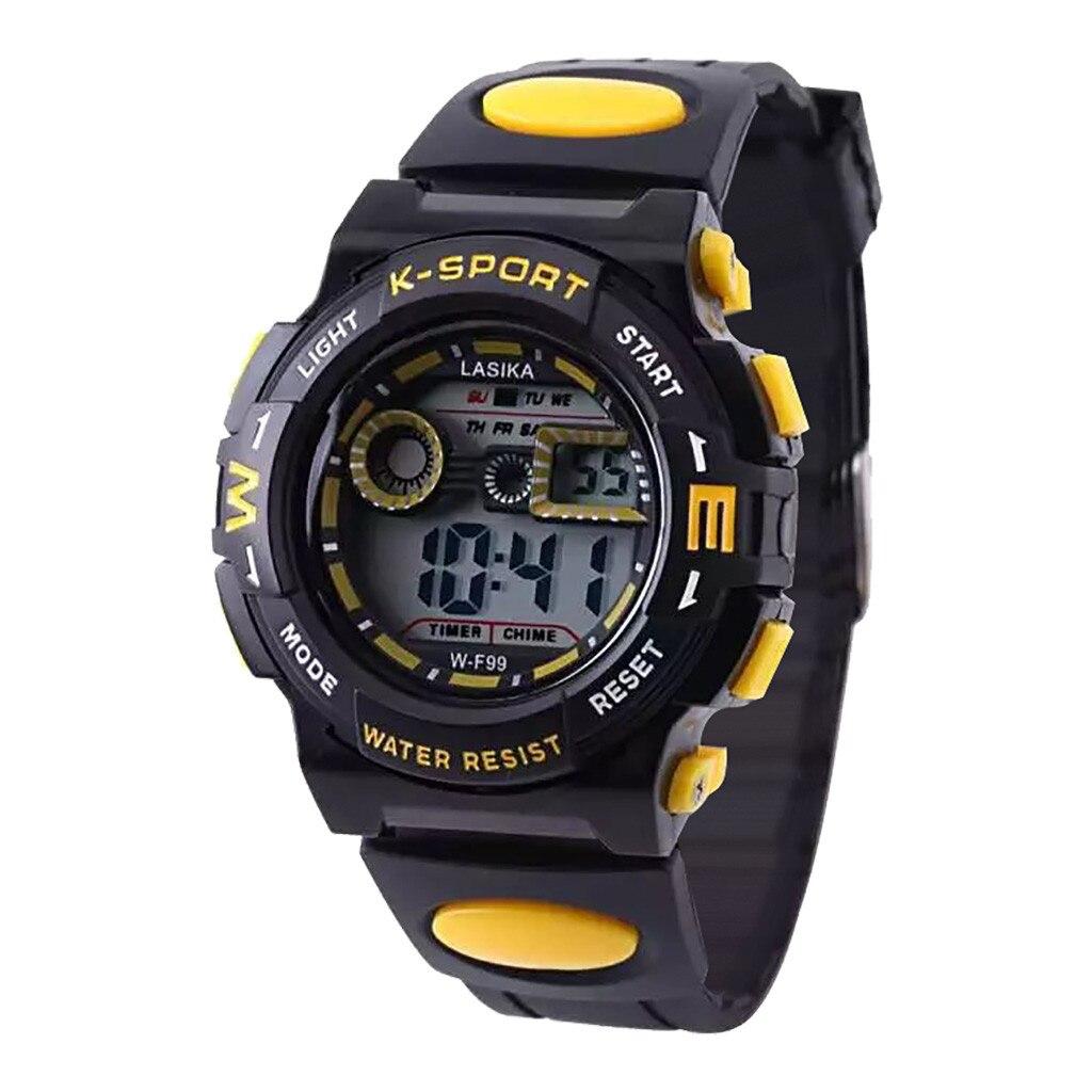 DUOBLA Sport Student Children Watch Kids Watches Clock Child LED Digital Wristwatch Electronic Wrist Watch For Boy Girl Gift Z70
