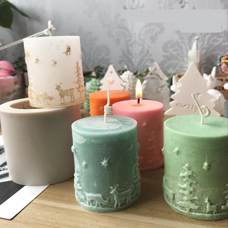 weihnachten creative duft geburtstag hochzeiten kerzen mould bunte liebe flammenlose kerzen. Black Bedroom Furniture Sets. Home Design Ideas
