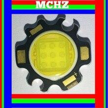2PCS MCHZ High Power LED Chip 1W 3W 5W 8W 10W 12W 14W 15W Warm Cold White