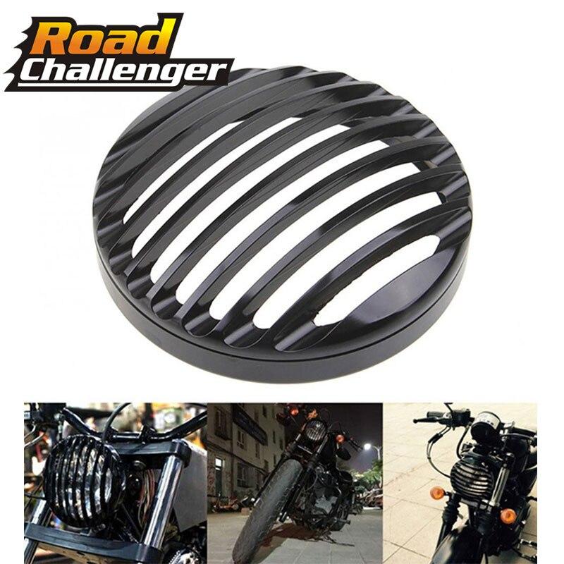 Para harley sportster xl 883 ferro 1200 04-14 personalizado xl1200c 1200 motocicleta 5 3/4